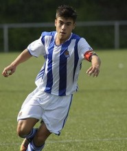 Ander  Muguruza Barrenetxea - Football Talents