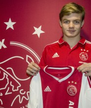 Christian Theodor Kjelder  Rasmussen - Football Talents