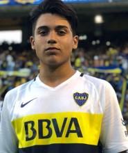 Oscar Exequiel  Zeballos - Football Talents