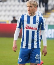 Gustav Madsen Grubbe - Football Talents
