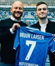Jacob Bruun  Larsen - Talenti Calciatori