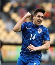 Luka  Ivanusec - Football Talents