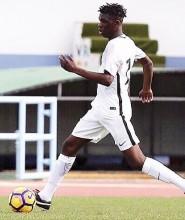 Nathan  Fuakala - Talenti Calciatori