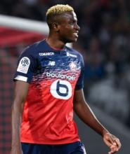 Victor James  Osimhen - Football Talents