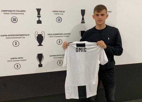 Ervin  Omić - Talenti Calciatori
