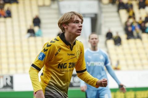 Jeppe Jensen Kjær  - Talenti Calciatori