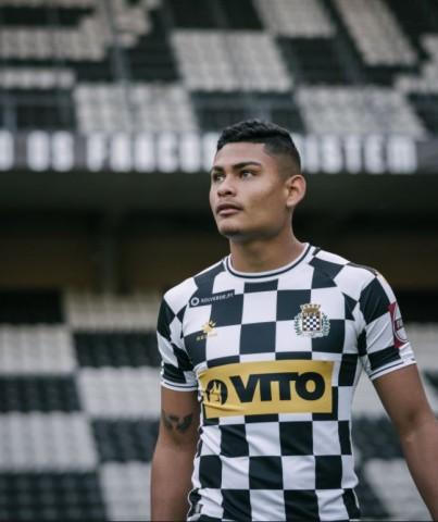 Jeriel Nicolás Córdova De Santis  - Talenti Calciatori