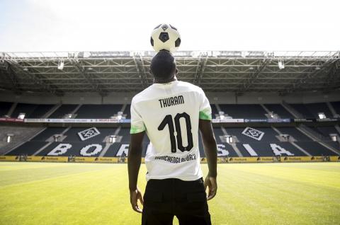 Marcus Lilian -Ulien Thuram - Football Talents