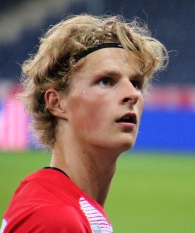 Maurits Kjaergaard - Football Talents