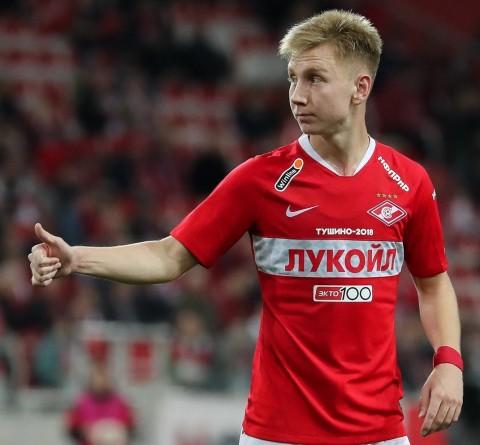 Nail  Umyarov - Talenti Calciatori