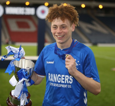 Nathan Young-Coombes - Talenti Calciatori