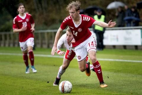 Oliver  Sörensen  - Football Talents