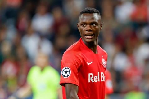 Patson Daka - Football Talents