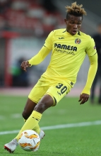 Samuel Chimerenka Chukwueze - Football Talents