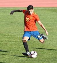 Antonio Pérez Zarzana - Talenti Calciatori