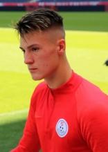 Benjamin  Sesko - Football Talents