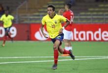 Johan Andreé Mendoza Mina  - Talenti Calciatori