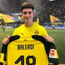 Leonardo Julián Rosa Balerdi  - Football Talents