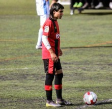 Luka Bezzana Romero  - Talenti Calciatori