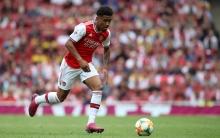 Reiss Luke  Nelson - Football Talents