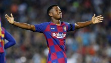 Anssumane Fati - Football Talents