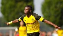 Youssoufa Moukoko - Football Talents