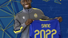 Adama  Sane - Talenti Calciatori