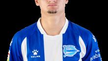 Borja Eguskiza Sainz - Talenti Calciatori