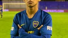 Cristian Nicolás  Medina - Football Talents
