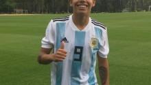 Darío Ariel  Sarmiento - Talenti Calciatori