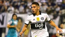 Erik Nicolás Samaniego  López  - Football Talents