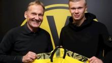 Erling Braut  Håland  - Talenti Calciatori