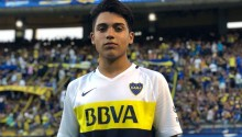 Oscar Exequiel  Zeballos - Football Talents