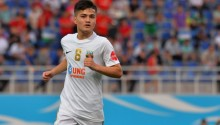 Jasurbek  Jaloliddinov - Football Talents