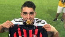 Matías Damián  Palacios - Football Talents