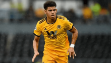Morgan Anthony  Gibbs-White - Football Talents