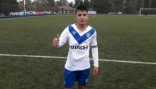 Thiago Ezequiel  Almada - Football Talents